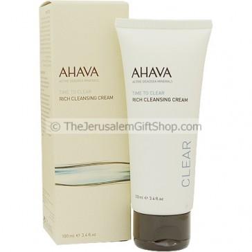 Ahava Rich Cleansing Cream