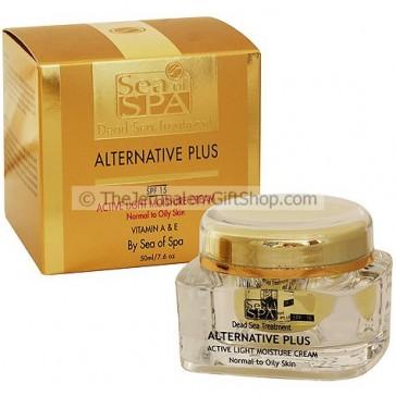 Alternative Plus - Active Light Moisture Cream