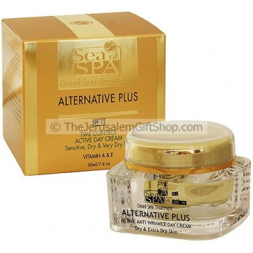 Alternative Plus - Time Control Day Cream