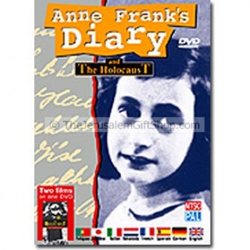 Anne Franks Diary - Holocaust