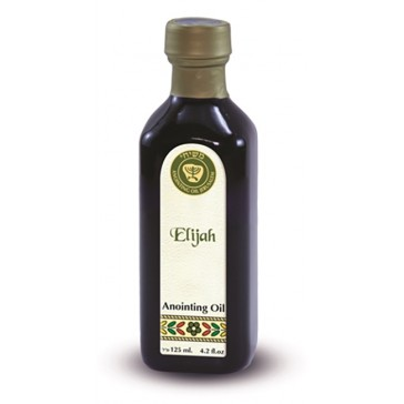 Elijah - Holy Anointing Oil 125 ml - Made in the Holy Land