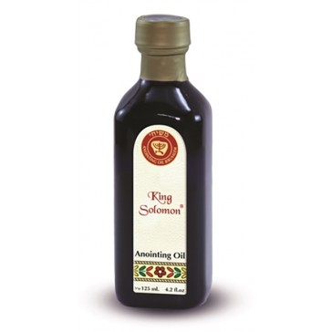 King Solomon - Holy Anointing Oil 125 ml - Made in the Holy Land