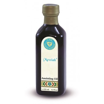 'Messiah' Holy Anointing Oil 125 ml - Made in the Holy Land