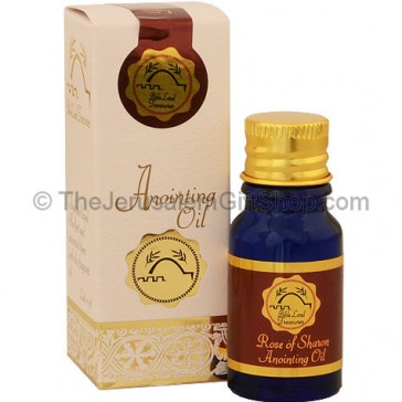 Bible Land Treasures Rose of Sharon Anointing Oil - 10ml