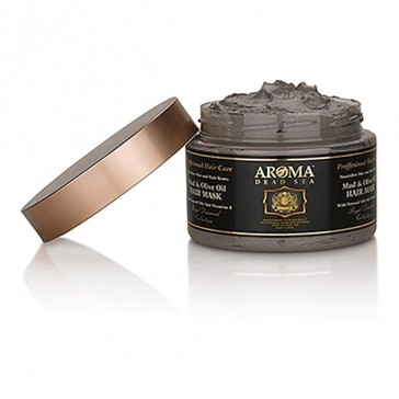 Mud & Olive Oil Hair Mask by Aroma Dead Sea