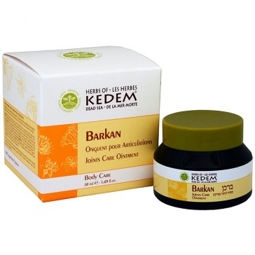 Barkan - Ointment For the flexibility and relief of joints by Kedem