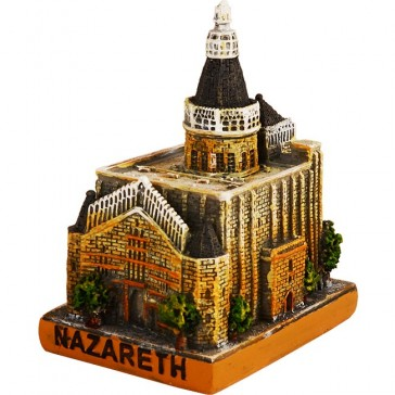 Basilica of Annunciation - Miniature Ornament