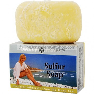 Beauty Mineral Sulfur Soap