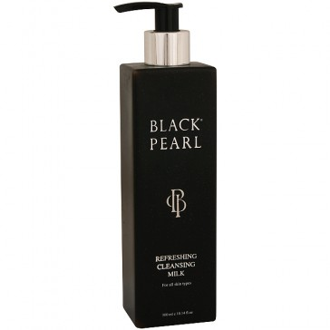 Black Pearl Refreshing Cleansing Milk 300ml