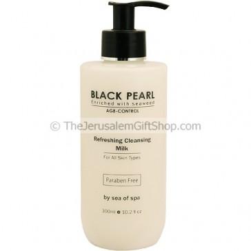 Black Pearl Refreshing Cleansing Milk