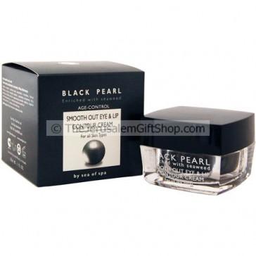 Black Pearl Eye and Lip Contour Cream