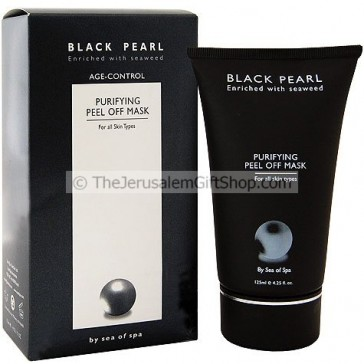Black Pearl Purifying Peel Off Mask