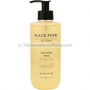 Black Pearl Refreshing Toner with Seaweed