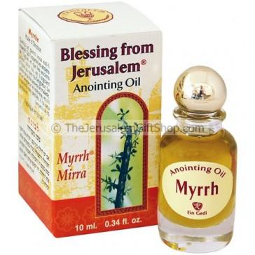 Blessing from Jerusalem Anointing Oil - Myrrh