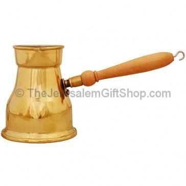 Brass Middle Eastern Coffee Pot