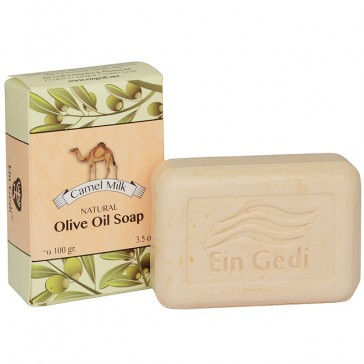 Olive Oil Soap with 'Camel Milk' from the Holy Land