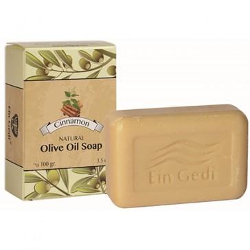 Seven Species Olive Oil Soap - Cinnamon