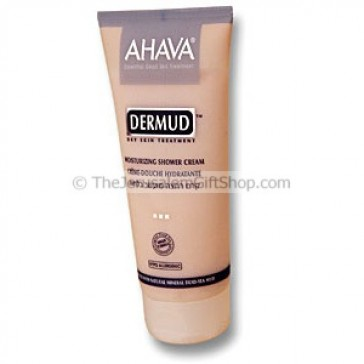 Ahava Dermud Moisturizing Shower Cream