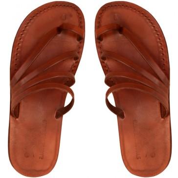 Biblical Emmaus Jesus Sandals