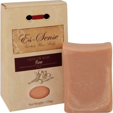 Es-Sense Olive Oil Soap - Rose