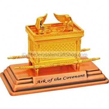 The Ark of the Covenant - Removeable Lid - Small