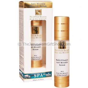 Anti Wrinkle Mineral Serum