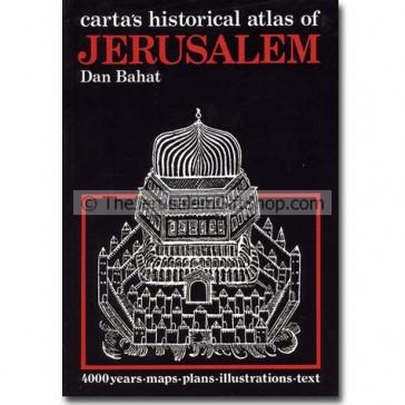 Carta's Historical Atlas of Jerusalem
