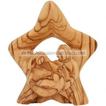 The Holy Family - Star of Bethlehem Faceless Ornament