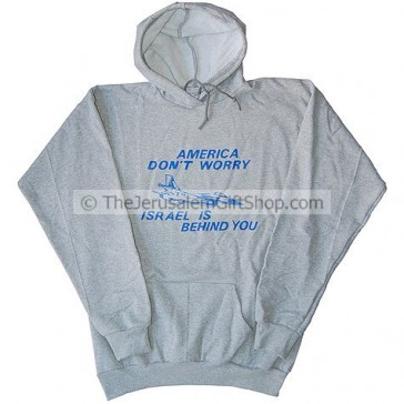 America Don't Worry Hoodie