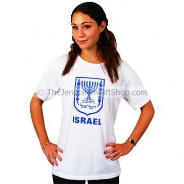 State of Israel Emblem T-Shirt