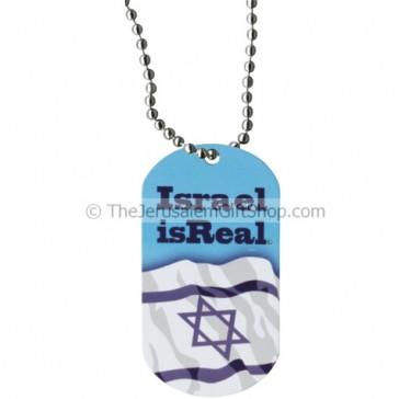 Dog Tag - Israel IsReal