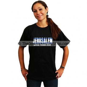 Jerusalem 3000 T-Shirt