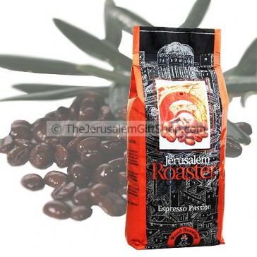 The Jerusalem Roaster - Espresso Passion