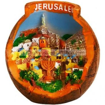 Jerusalem Jar Souvenir