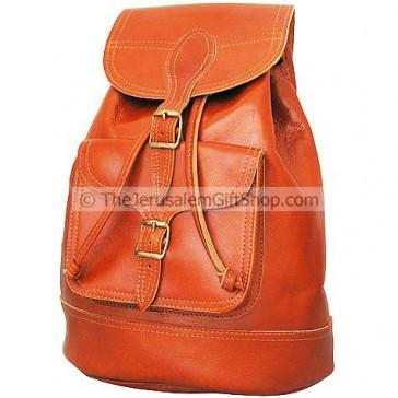Jerusalem Leather Backpack
