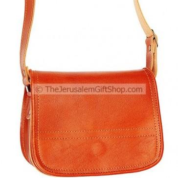 Jerusalem Leather Ladies Shoulder Bag