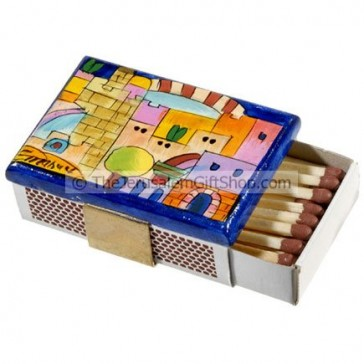 Jerusalem Matchbox