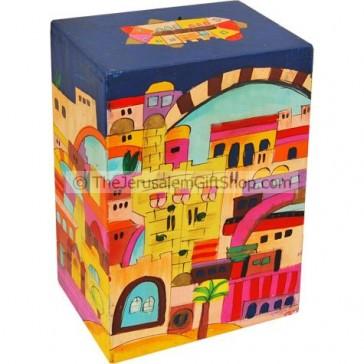Money Tzedakah Box Jerusalem