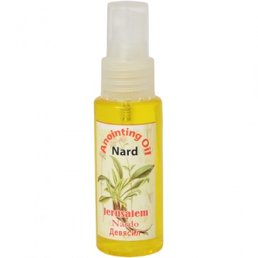 Pure Nard Oil from the Holy Land