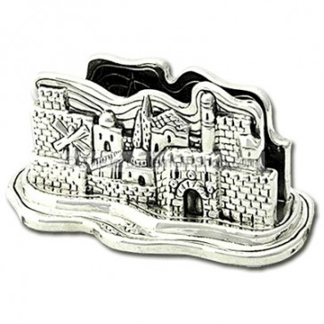 Jerusalem Business Card Holder