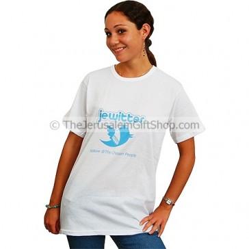 Jewitter - Follow The Chosen People TShirt