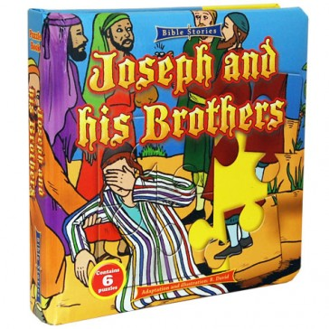 Book Puzzle for Kids - Joseph and his Brothers