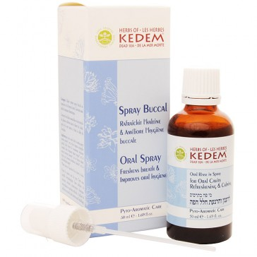 Oral Spray - Freshens Breath and Improves Oral Hygiene