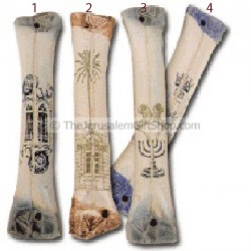 Ceramic Mezuzah