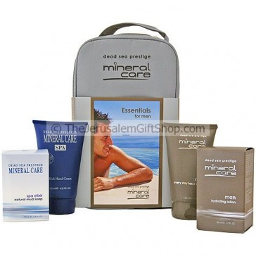 Mineral Care - Essentials for Men - Gift Pack