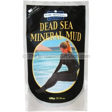 Dead Sea Mineral Mud - 600gm / 21oz