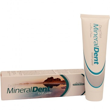 MineralDent - Dead Sea Mineral Toothpaste