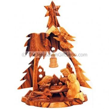 Nativity Scene Ornament