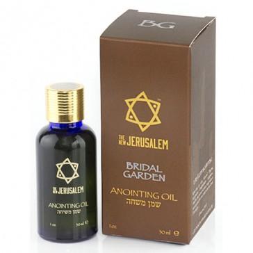 The New Jerusalem 'Bridal Garden' Anointing Oil - 30ml
