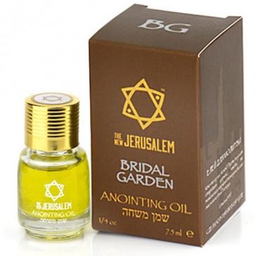 The New Jerusalem 'Bridal Garden' Anointing Oil - 7.5ml